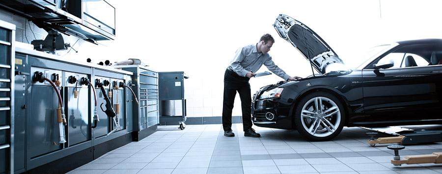 car servicing regularly