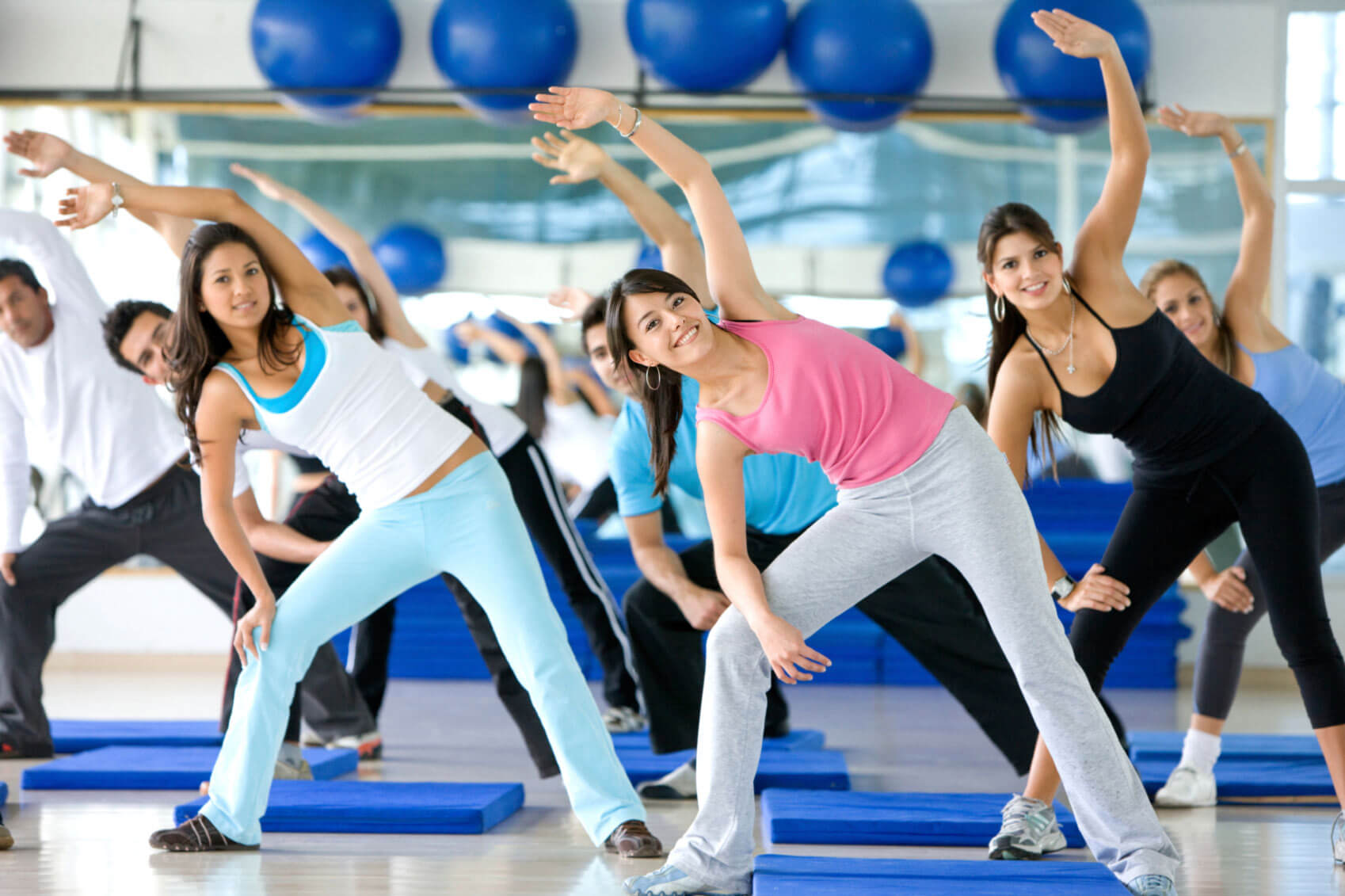 Losing Weight with Aerobics