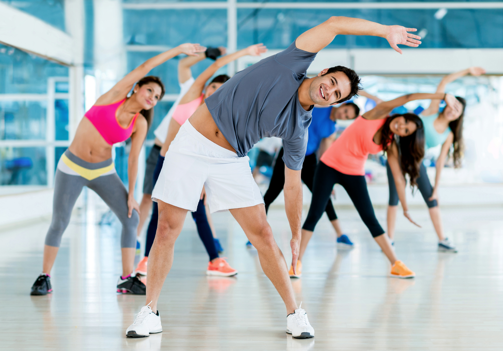 Weight Losing with aerobics