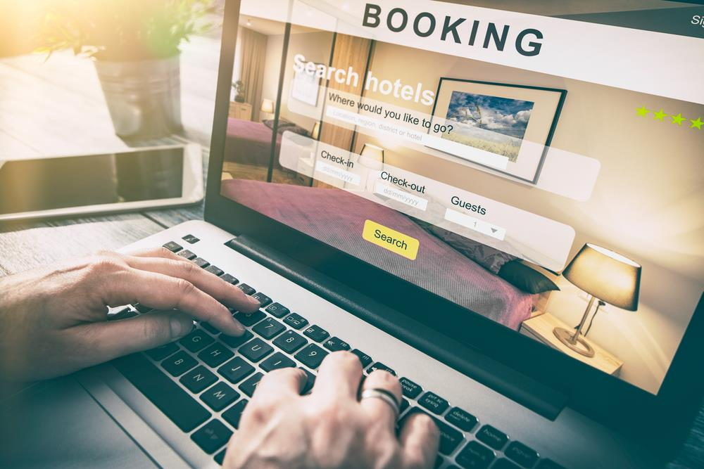 BOOK YOUR HOTELS AND FLIGHTS