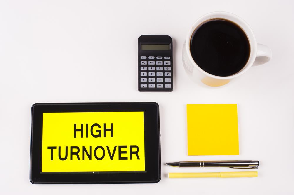 HIGH TURNOVER - upload article