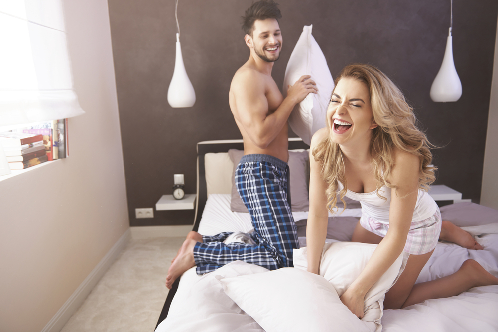 EXCITEMENT IN THE BEDROOM- upload article