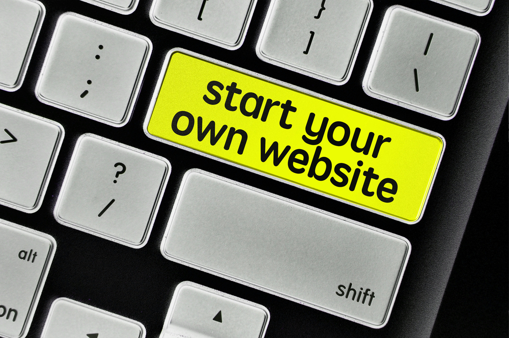 GET YOUR OWN WEBSITE - upload article
