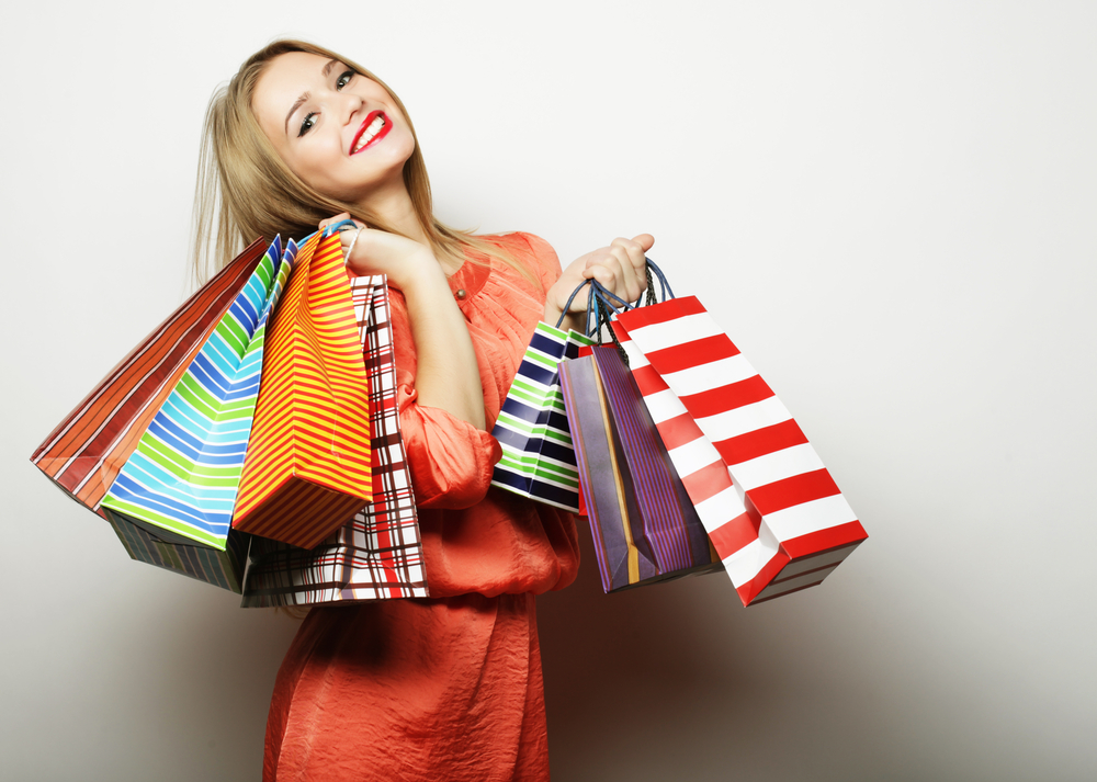 SHOPPING BAGS - upload article