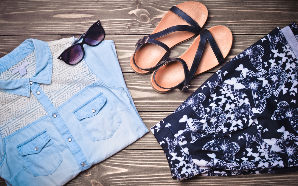Summer women's clothing