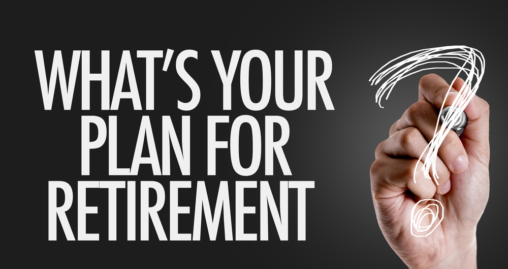 whats your plane for retirement - upload article