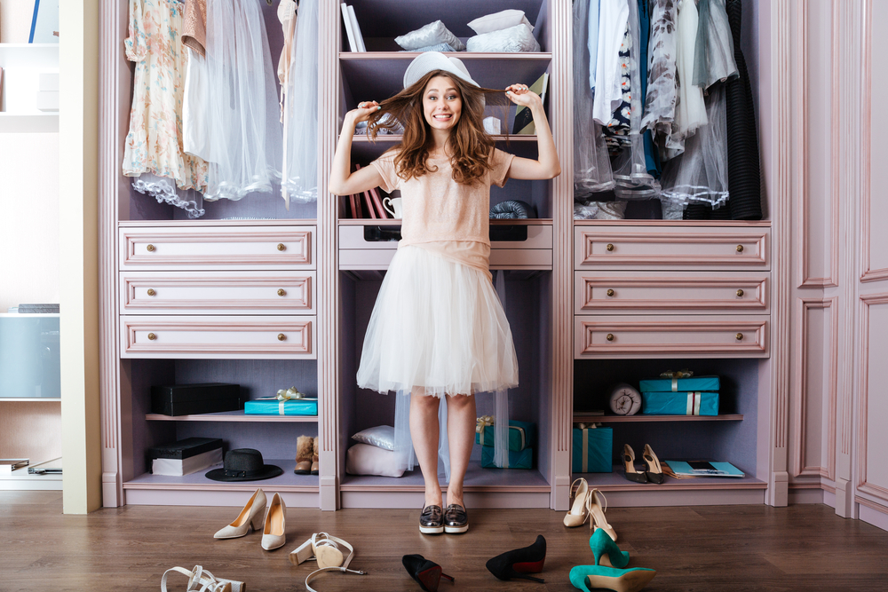 Here's How to Organize Your Wardrobe