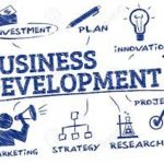 Businesses Developing Plan