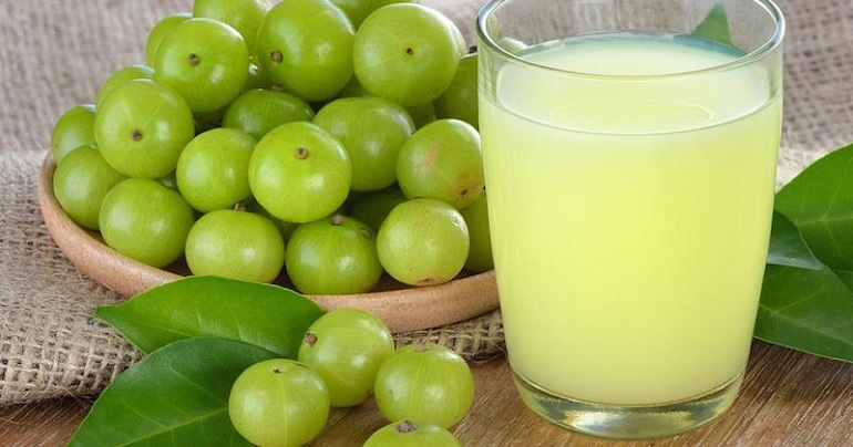 amla for fair skin