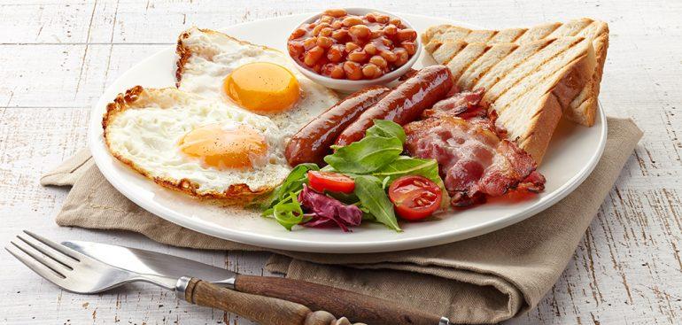 Breakfast Regulation