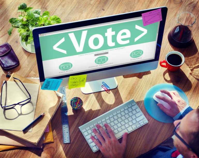 Buying Online Votes