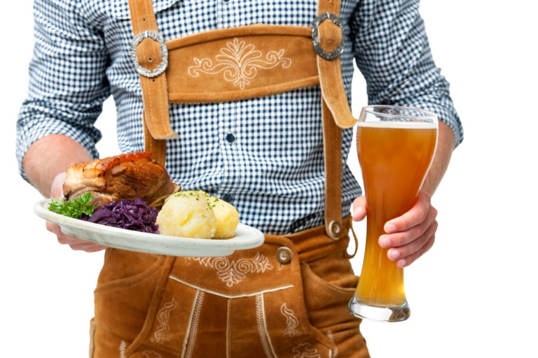 Lederhosen Traditional