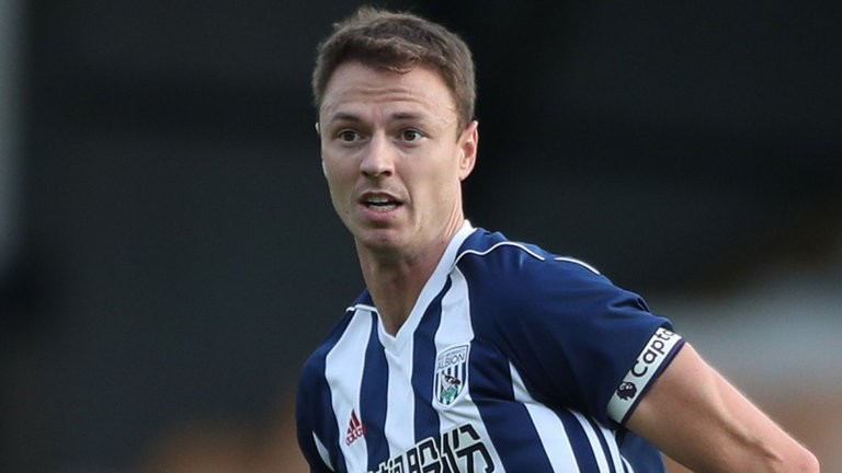 West Brom's Jonny Evans Set To Be Hot Target This Summer
