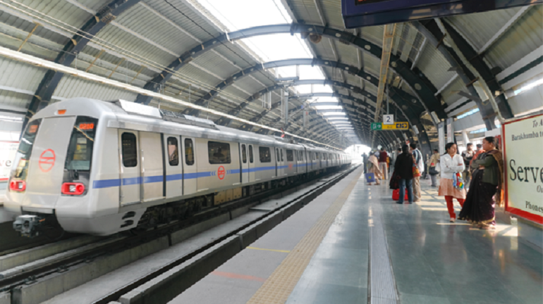 Delhi Mumbai Train