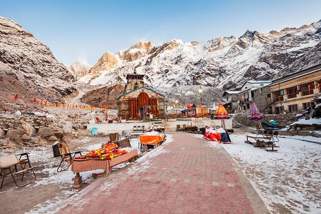 Garhwal Himalaya Chardham Yatra