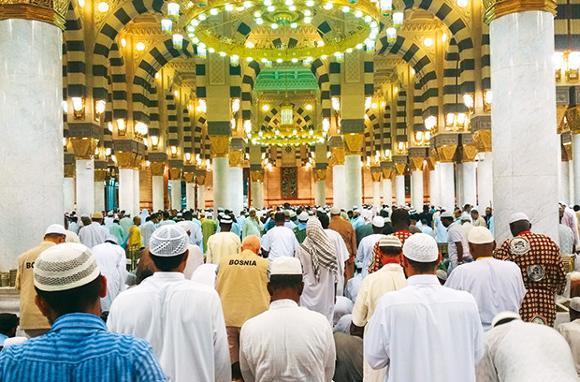 Loud Music Ramadan