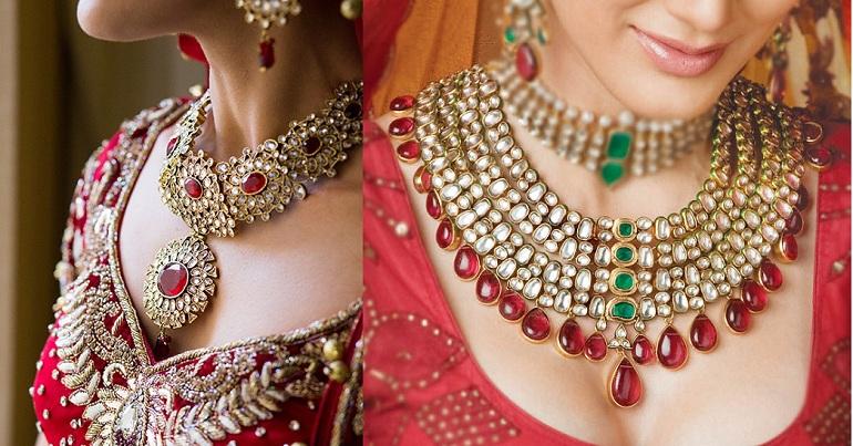 Neckpieces Bridal