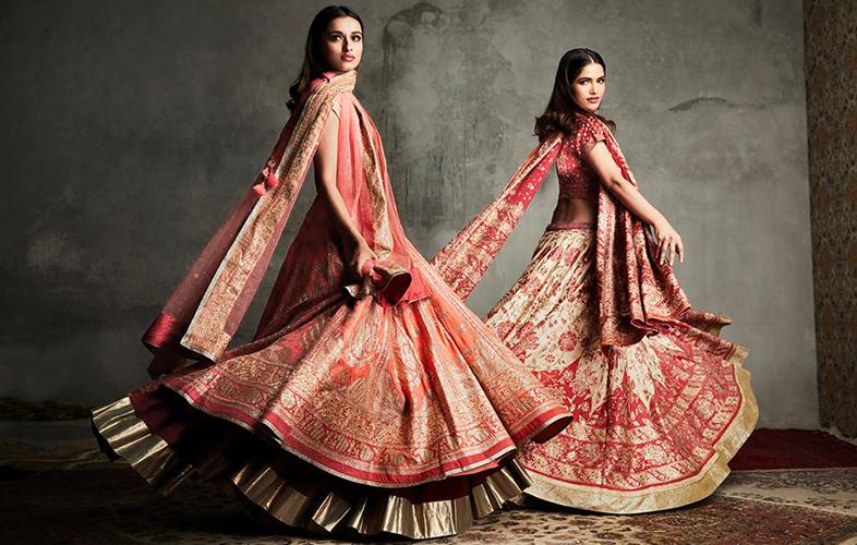 Ritu Kumar model