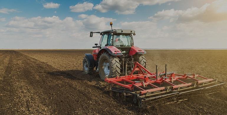 Plow Tractor