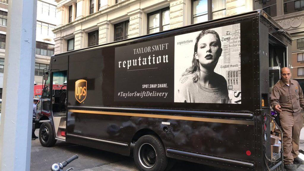 Reputation truck