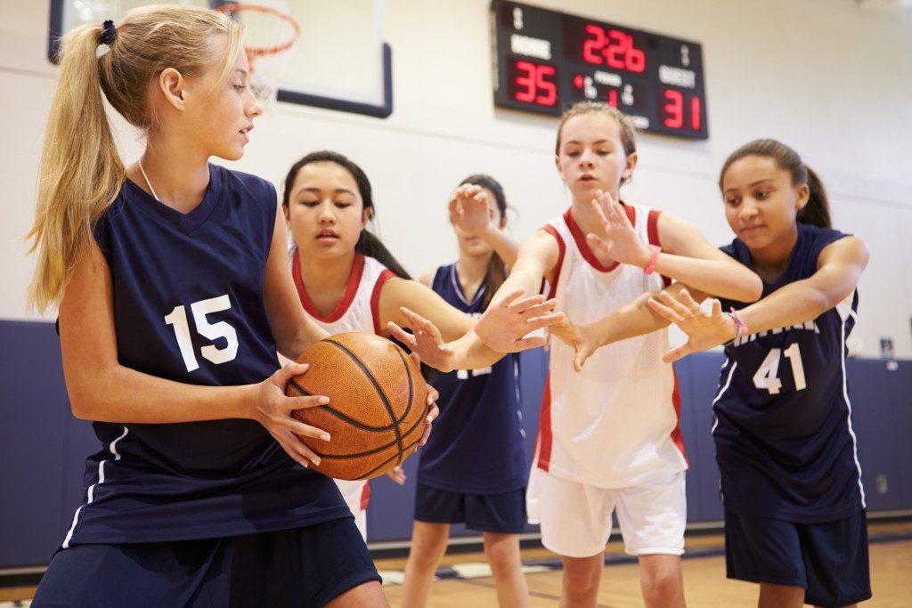 Studies Play Sports result