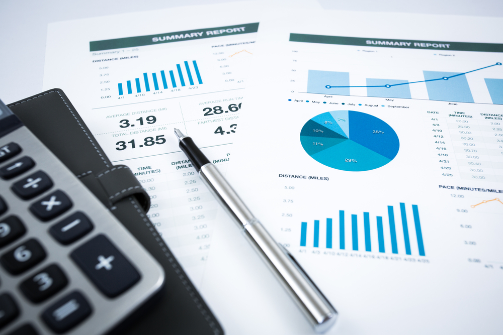 financial reports business