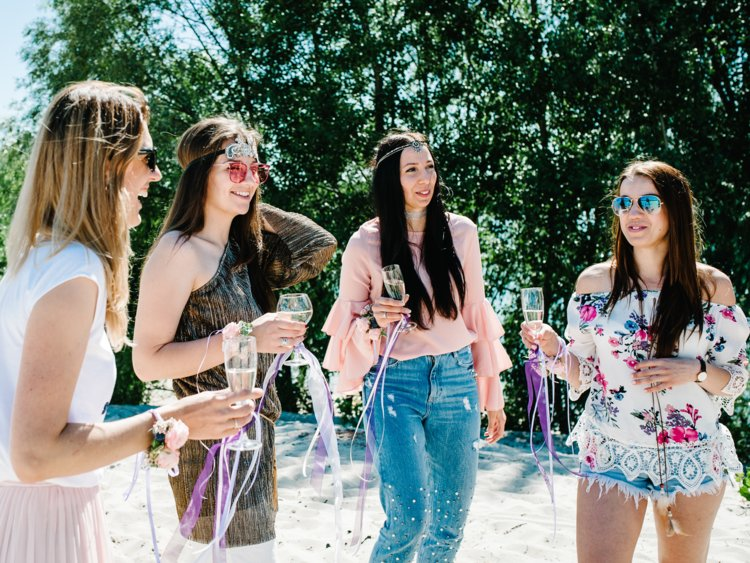 Bachelorette Party Weddiong
