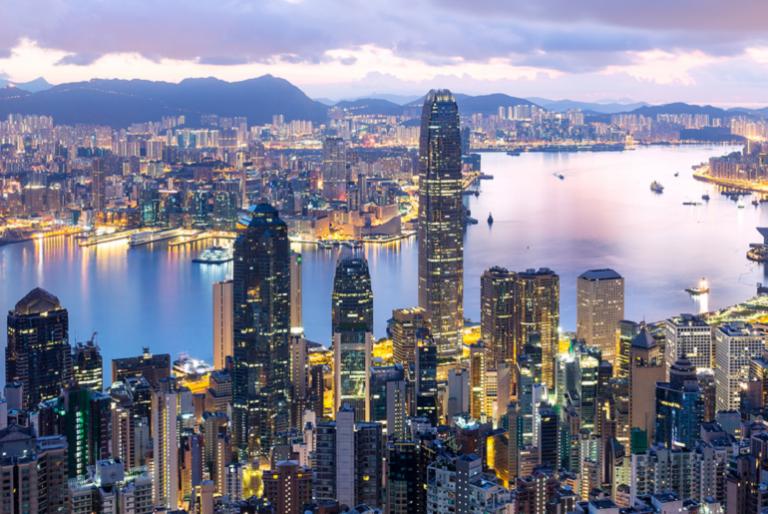 Hong Kong Asia