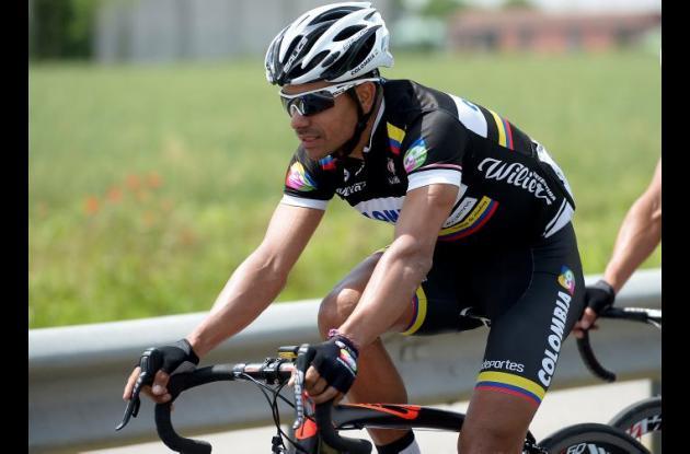 Leonardo Duque sport