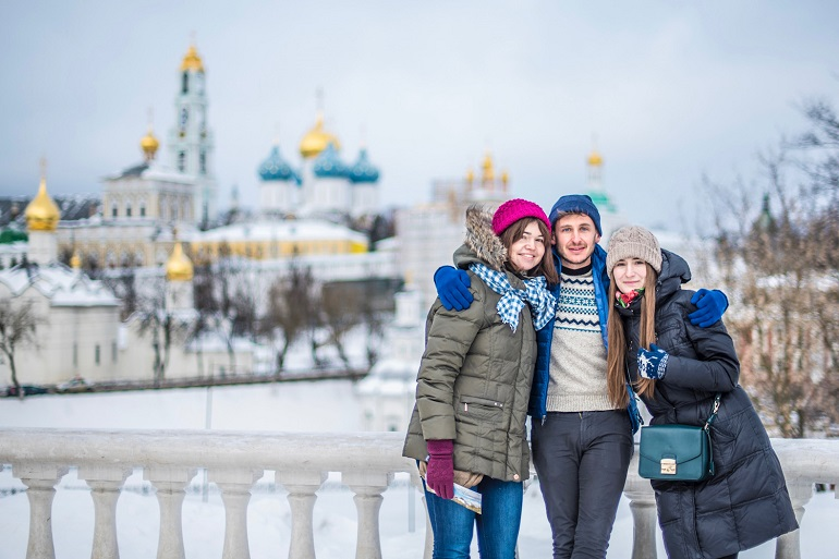 Winter Travel RUSSIA