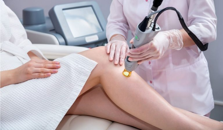 Results of Laser Hair Removal for Bikini Area
