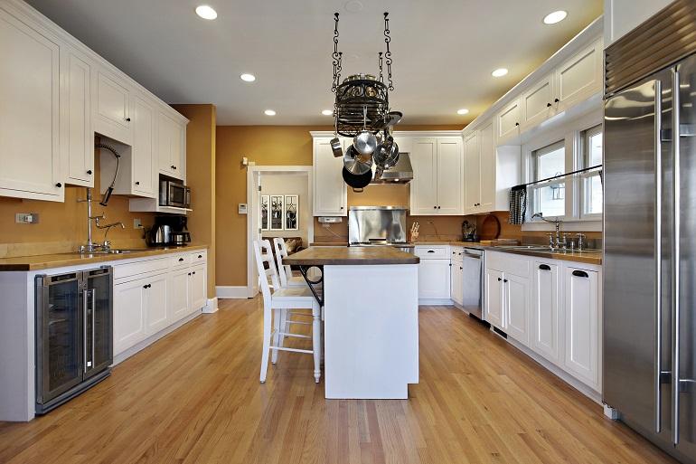 Quartzite Countertops  kitchen