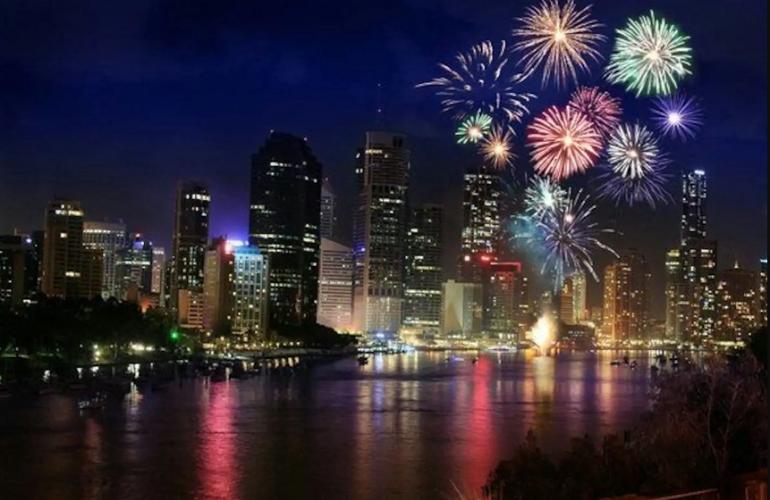 Celebrate New Year's