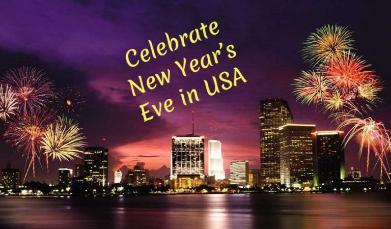 6 Spectacular Cities to Celebrate New Year's Eve in USA!
