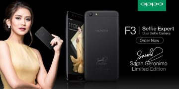powerful Oppo F3 Selfie Camera system