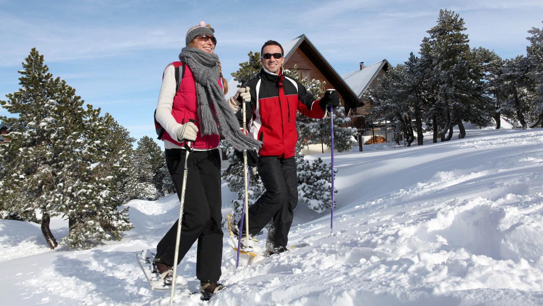winter travel canada