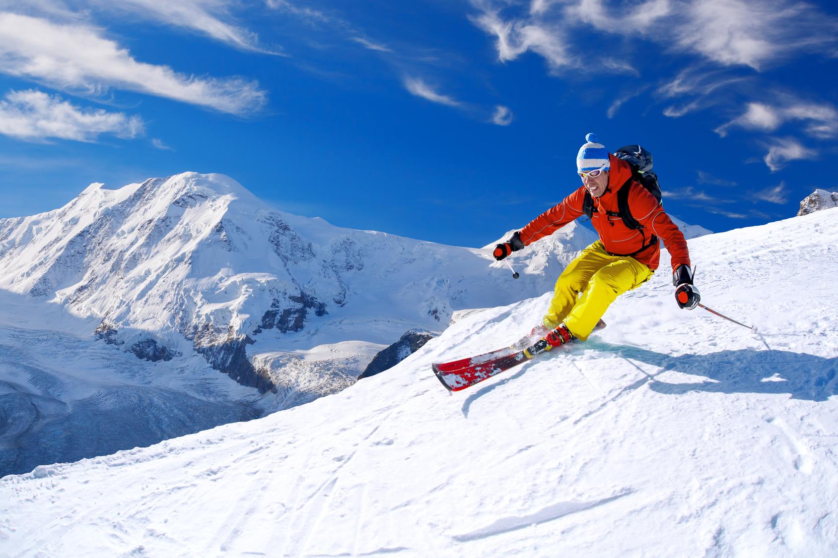 winter travel SWITZERLAND
