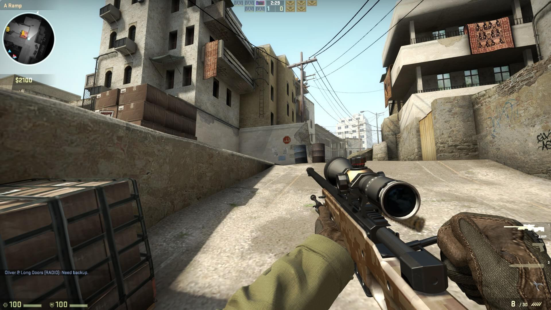 Counter-Strike game