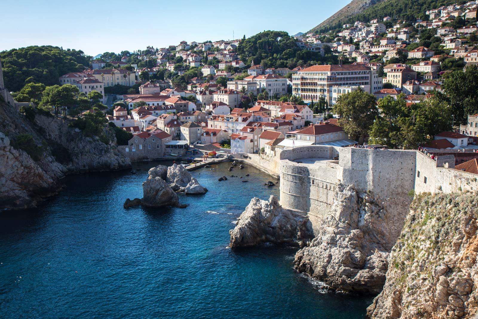 Dubrovnik Croatia Cities