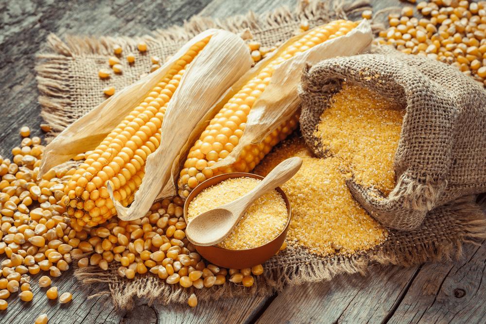 Corn Flour health