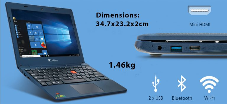 iBall CompBook Excelance Review