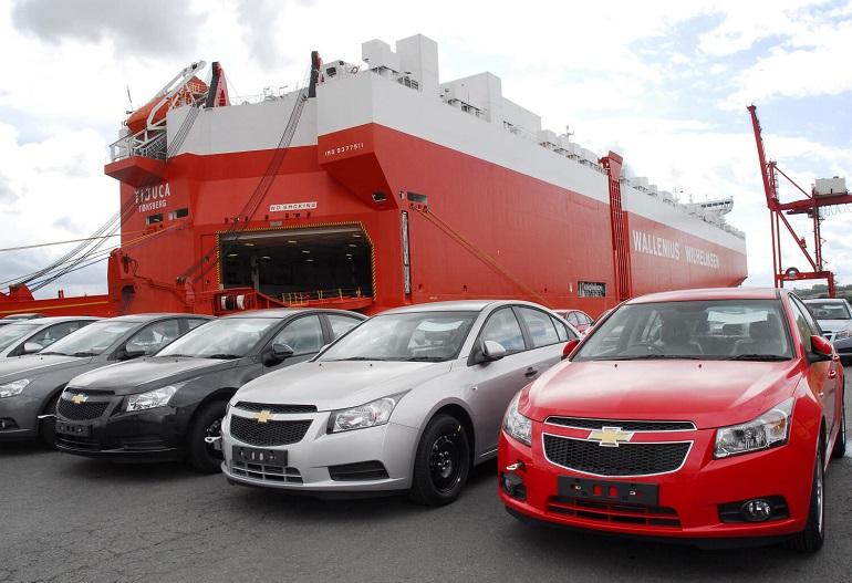 Shipping Car
