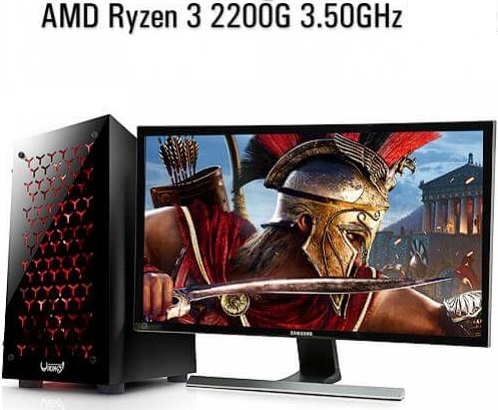 AMD Ryzen 3 2200G game
