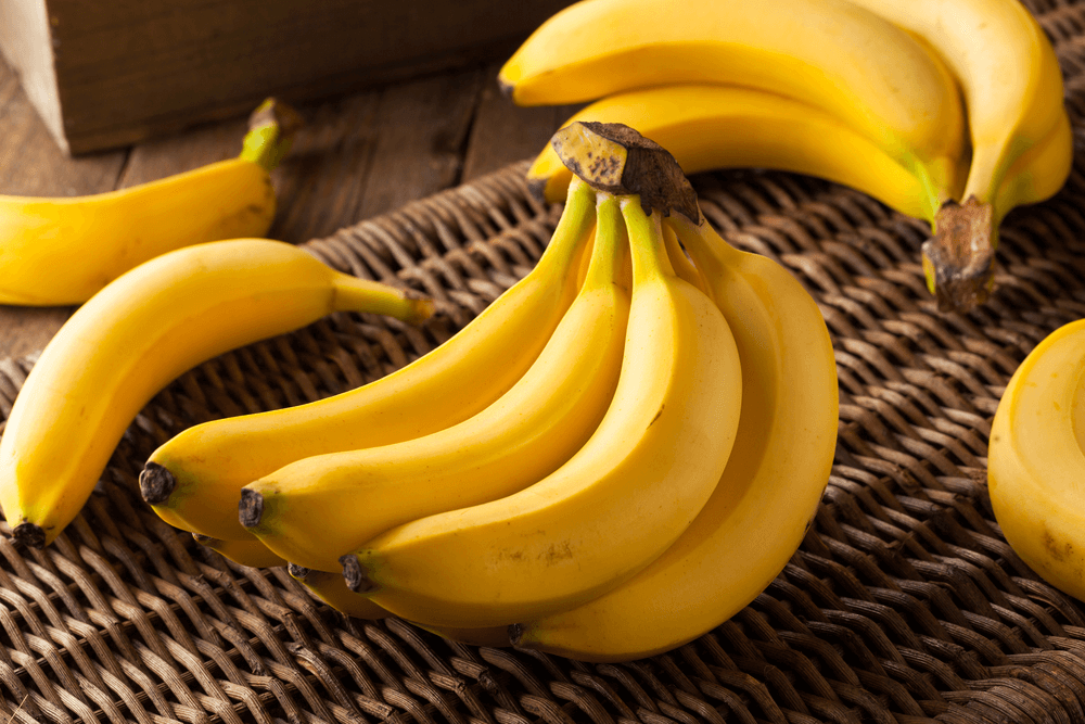 Bananas health