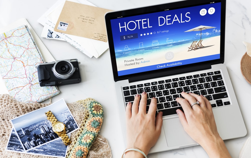 Book Hotel Travel