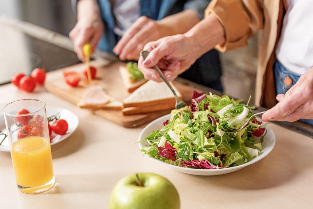 Eating Organics