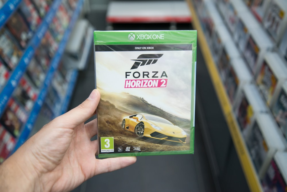 Forza Perspective 4