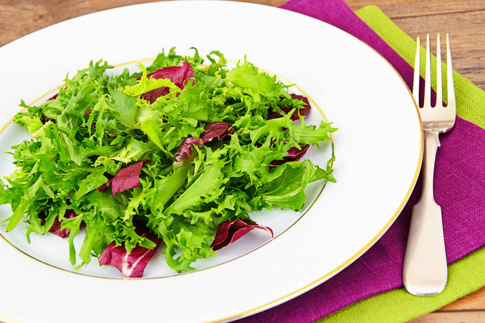 Leafy Greens health
