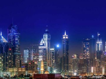 Nightlife Dubai