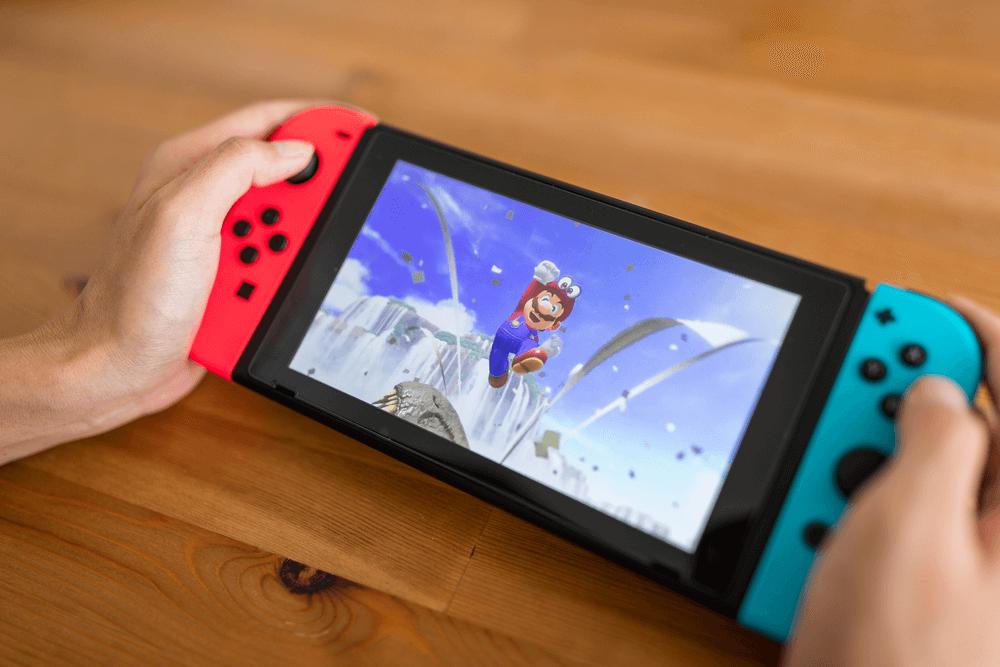 Nintendo Skin game